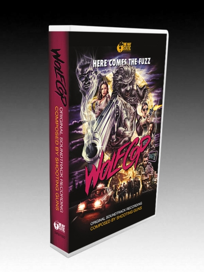 WolfCop VHS Display