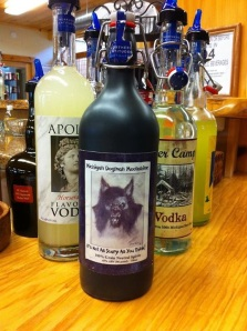 Michigan Dogman Moonshine