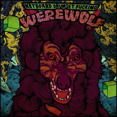 Keyboard Drumset Fucking Werewolf